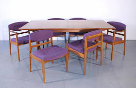 1950 Dining Room Furniture George Nelson For Herman Miller Dining Table With 6 Chairs C 1950