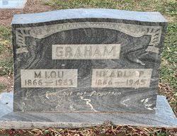 "Mahala Lucinda ""Lou"" Rutledge Graham (1866-1963) - Find A Grave ..."