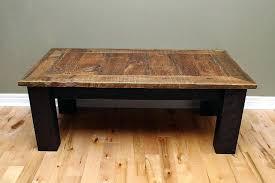 diy reclaimed wood coffee table reclaimed wood coffee table coffee table canada