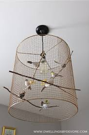 Bird Cage Chandelier | DIY + Crafts | Pinterest | Bird cages, Chandeliers  and Bird