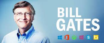 Hasil carian imej untuk bill gate