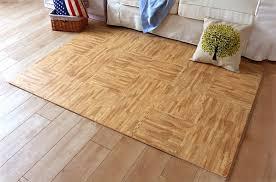 light wood grain effect of 24 tiles