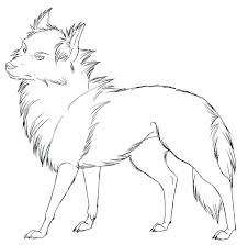 Wolf Color Page Free Printable Wolf Coloring Pages Wolf Pictures To