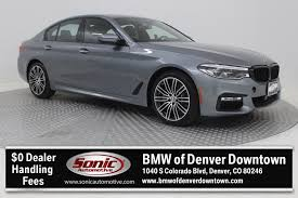 BMW 5 Series 2010 bmw 5 series 528i xdrive : Blue Bmw 5 Series In Colorado For Sale ▷ Used Cars On Buysellsearch