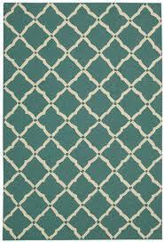 nourison portico aqua indoor outdoor rug 3 6 x 5 6