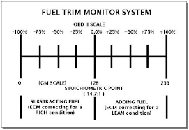 Fuel Trim Chart Fuel Trim Chart Positive Or Negative Numbers Scannerdanner