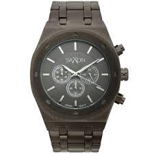 online watch auctions men s watches propertyroom com saxon wuldor men s multifunction watch