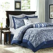 california king sheet sets bed bedding queen cal bag navy blue silver paisley comforter set crib california king sheet sets