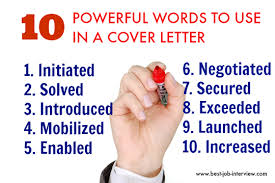Action Words For Resume Impressive Powerful Resume Action Words