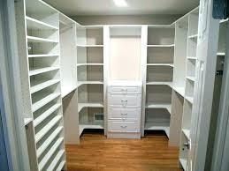 corner closet shelves shelf custom built organizers in ideas impressive splendid with closets menards corner closet