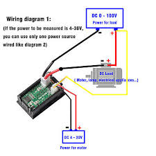 automotive ammeter wiring diagram automotive image digital amp meter wiring diagram digital auto wiring diagram on automotive ammeter wiring diagram