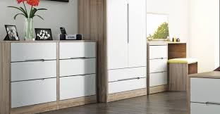 assembled bedroom furniture. ready assembled chest of drawers bedroom furniture t
