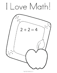 Free Math Multiplication Coloring Worksheets