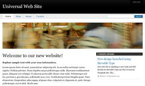 professional webtemplate movabletype org documentation professional website