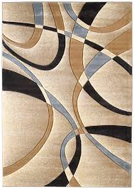 united weavers area rugs contours rug 510 21326 la chic beige contemporary rugs area rugs by style free at powererusa com