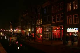 Red Light District Rotterdam Prostitution In The Netherlands Wikipedia