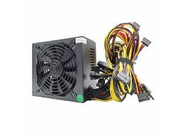 Ethereum miner <b>ATX 1600W power</b> supply 90 PLUS Gold desktop ...