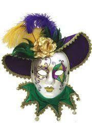 Giant Masquerade Mask Decoration Venetian Style Masks are Great Mardi Gras Decoration 95