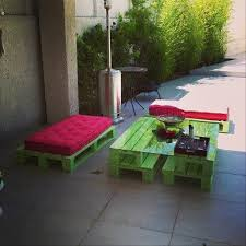 patio furniture made of pallets. apicknictablemadefromusedpallets patio furniture made of pallets