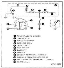 water temperature gauge auto meter wiring diagram auto meter pro nheit tid 580 wiring schematic installation how to install an auto on auto meter pro comp