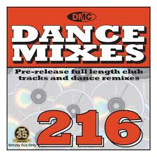 Dance Mixes Issue 216 Chart Music Dj Cd Remixed Chart Tracks