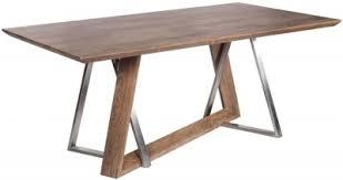 industrial dining furniture. Modren Dining Shankar Industrial Style Wood Veneer Rectangular Dining Table  150cm On Furniture