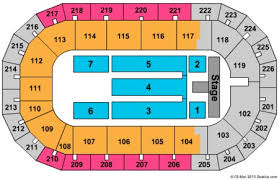 Cure Insurance Arena Tickets And Cure Insurance Arena