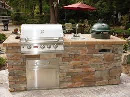 small outdoor bbq sink sink ideas from best outdoor kitchen grills