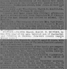 The Baltimore Sun from Baltimore, Maryland on April 2, 1886 · 2