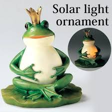 frog solar garden lights solar ornament full frog solar powered frog garden lights frog solar garden
