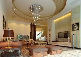 modern pop false ceiling for living room with