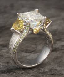 alternative to wedding ring. what makes moissanite the best choice for a diamond alternative? and lab created sapphire engagement ring alternative to wedding