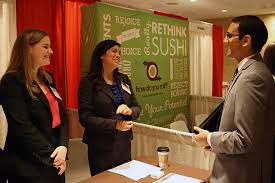 what to do at career fair how to make the most of a career fair college magazine