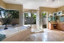 Tropical Full Bathroom with Antigua 70