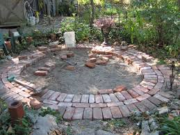 how to build a stone brick patio the easy way brick patios bricks and patios