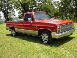 1982 Chevy Truck