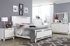 California King Size Alonzo Collection Bedroom Set