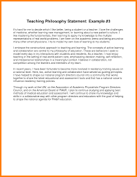 work philosophy example 10 educational philosophy sample packaging clerks