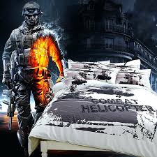 military bedding sets cool black and white print helicopter bedding set twin queen king size cotton