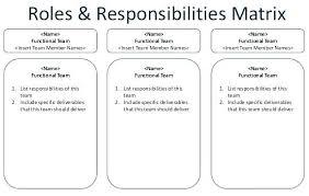 Responsibility Chart Free Printable Job Printables For