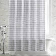 black and gray shower curtain. skyline grey shower curtain black and gray n