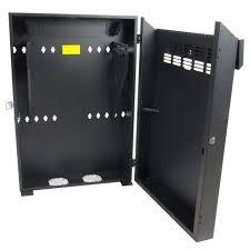 8u Wall Mount Cabinet 5u Low Profile Wall Mount Cabinet 30 Deep Openframerackscom