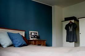 Blaues Schlafzimmer Ideen Cool Down Blaue Wand Im