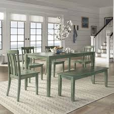 green dining room furniture. Wilmington II 60-Inch Rectangular Antique Sage Green Dining Set By INSPIRE Q Classic - Free Shipping Today Overstock 24213610 Room Furniture D