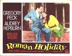 Resultado de imagen de roman holiday poster
