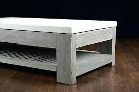 concrete outdoor coffee table outdoor cement side table slatted teak and concrete outdoor coffee table gardens