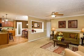 interior lighting for homes. Elegant Modern Interior Living Room Design Ideas Of The Mobile Homes Inside That Has Cream Granite Floor Can Be Decor With Lighting For