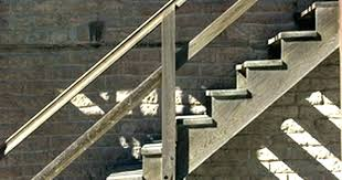 outdoor step railing steps kit wooden handrails for build stair 3 kits handrail uk exterior requirements