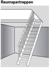 Sehr leicht wirkende treppenauge mit viel lichteinfall. Raumspartreppe Wechselstufen Treppe Steiltreppe Bauwiki