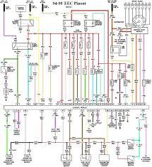 97 explorer 5 0 efi swap with bronco wiring harness diagram 1968 Mustang Turn Signal Wiring Diagram 97 explorer 5 0 efi swap with bronco wiring harness diagram com mustang tech engine images 94 95_5 0_eec_wiring_diagram gif read pinterest 1966 mustang turn signal wiring diagram